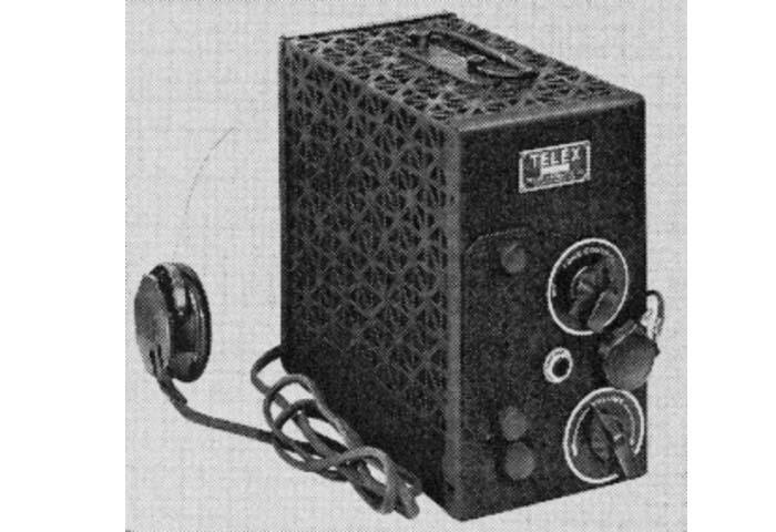 Pierwsze aparaty słuchowe