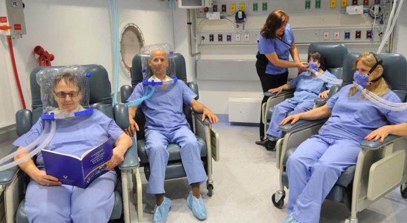 Tlenoterapia hiperbaryczna
