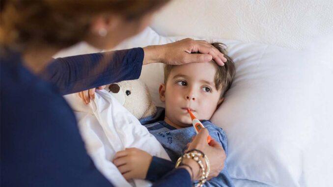 Choroby zakaźne wieku dziecięcego